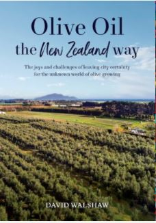 Image of Olive Oil : The New Zealand Way