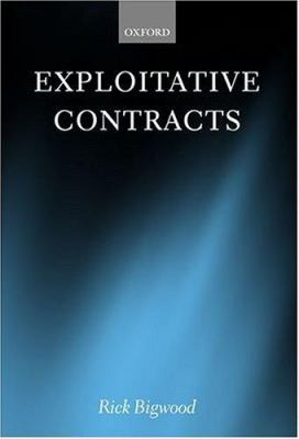 Image of Exploitative Contracts