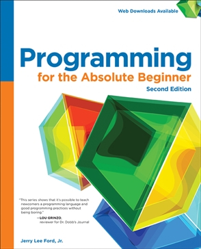 Image of Programming For The Absolute Beginner
