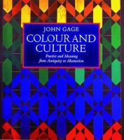 Image of Colour & Culture