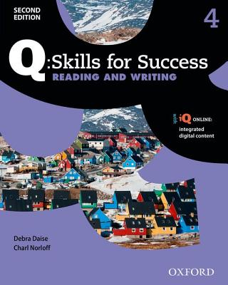Image of Q : Skills For Success 4 : Reading And Writing Student's Book + Iq Online