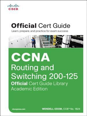 Image of Ccna Routing And Switching 200-125