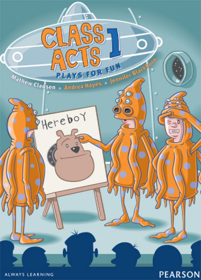 Image of Class Acts 1 Plays For Fun
