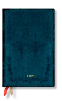 Image of Calypso Bold 2021 Diary Mini Day At A Time Format
