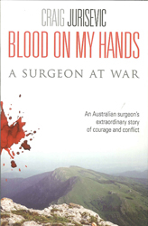 Image of Blood On My Hands : A Surgeon At War
