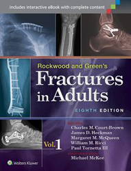 Image of Rockwood And Green's Fractures In Adults : 2 Volumes