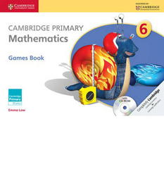 Image of Cambridge Primary Mathematics Games Book Stage 6