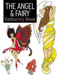 Angel & Fairy Colouring Book : Large And Small Projects To Enjoy
