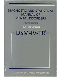 Image of Dsm Iv Text Revision Diagnostic & Statistical Manual Of Mental Disorders