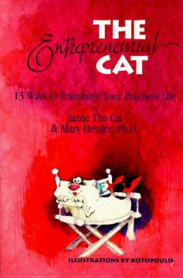 Image of Entrepreneurial Cat 13 Ways To Transform Your Work Life