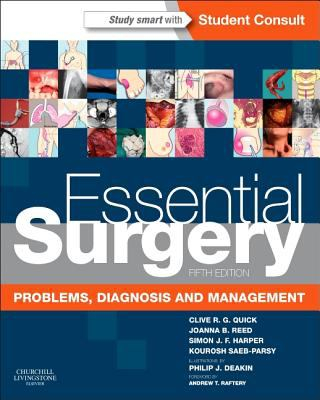 Image of Essential Surgery : Problems Diagnosis And Management With Student Consult Online Access