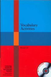Image of Vocabulary Activities : With Cd-rom