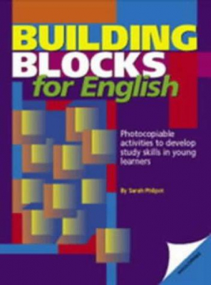 Building Blocks For English : Building Blocks For English : Photocopiable Activities To Develop Study Skills In Young Le