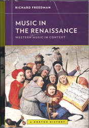 Image of Music In The Renaissance + Music In The Renaissance Anthology