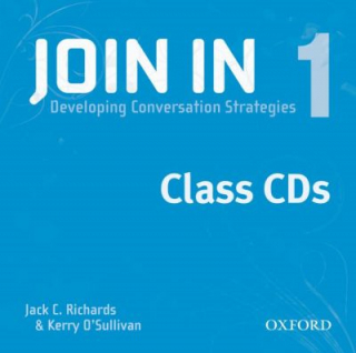 Image of Join In 1 : Class Audio Cds (2)