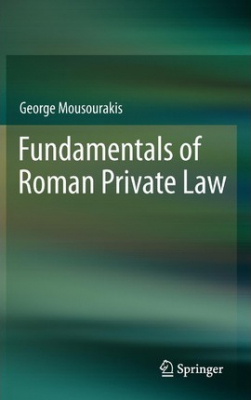 Fundamentals Of Roman Private Law