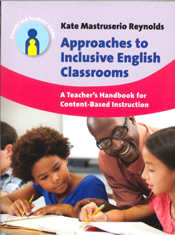 Image of Approaches To Inclusive English Classrooms : A Teachers Handbook For Content Based Instruction