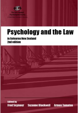Image of Psychology And The Law In Aotearoa New Zealand