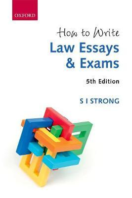 Image of How To Write Law Essays And Exams