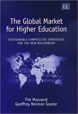 Image of Global Market For Higher Education Sustainable Competitive Strategies For The New Millenium