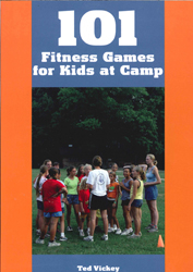 Image of 101 Fitness Games For Kids At Camp