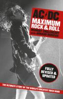 Image of Acdc Maximum Rock And Roll