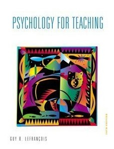 Image of Psychology For Teaching