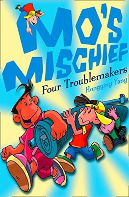 Image of Four Troublemakers