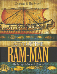 Image of City Of The Ram Man The Story Of Ancient Mendes