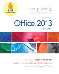 Image of Exploring Microsoft Office 13 : Volume 1