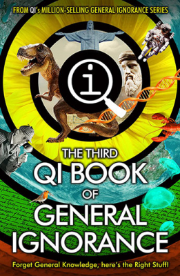 Image of Qi : The Third Book Of General Ignorance