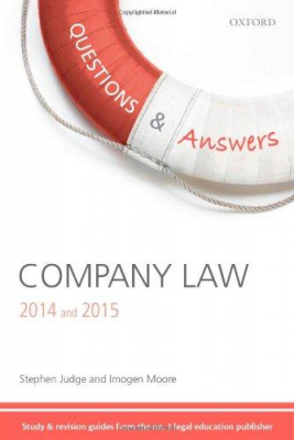 Company Law Questions And Answers : 2014 And 2015