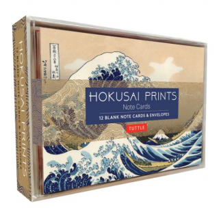 Image of Hokusai Print Notecards
