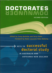 Image of Doctorates Downunder : Keys To Successful Doctoral Study In Australia & New Zealand