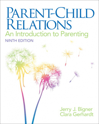 Image of Parent Child Relations : An Introduction To Parenting
