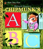 Image of Richard Scarry's Chipmunk S Abc : Golden Book