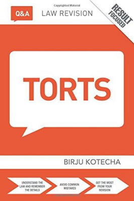 Torts : Q&a Law Revision