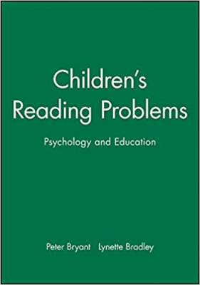Image of Childrens Reading Problems : Psychology And Education