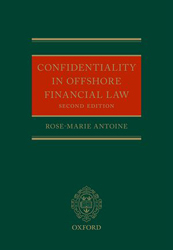 Image of Confidentiality In Offshore Financial Law