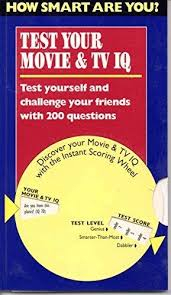 Image of How Smart Are You? : Test Your Movie And Tv Iq