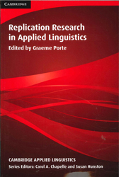 Image of Replication Research In Applied Linguistics