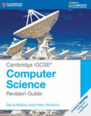 Image of Cambridge Igcse Computer Science Revision Guide