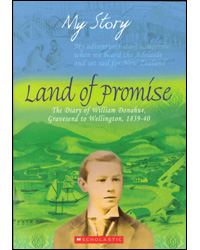 Image of Land Of Promise The Diary Of William Donahue Gravesend To Wellington 1839-40