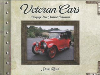 Image of Veteran Cars Amazing New Zealand Collections