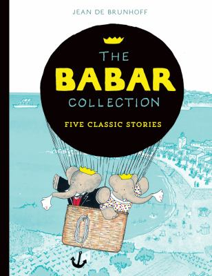 Barbar Collection : Five Classic Stories