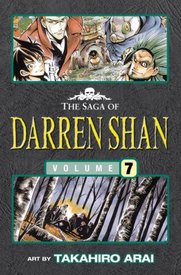 Image of Hunters Of The Dusk : The Saga Of Darren Shan Vol 7
