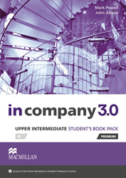 Image of In Company 3.0 : Upper Intermediate : Student's Book Pack