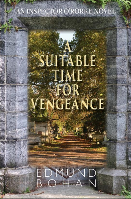 Image of A Suitable Time For Vengeance : An Inspector O'rorke Novel