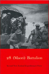 28 Maori Battalion Second New Zealand Expeditionary Force