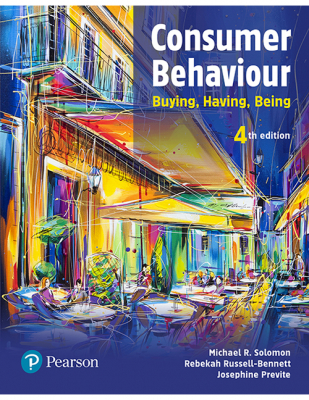 Image of Consumer Behaviour : Buying Having Being